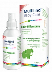Multilind Baby Billenspray 4% 50ml