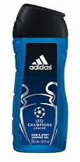 Adidas Man Champions League Hair And Body Showergel 250ml