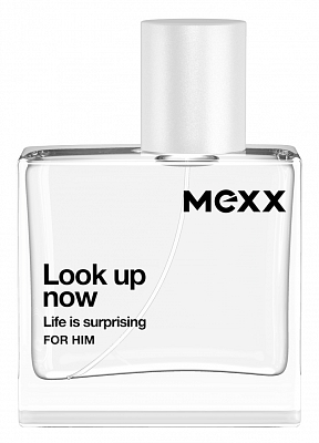 Mexx Look Up Now For Him Eau De Toilette