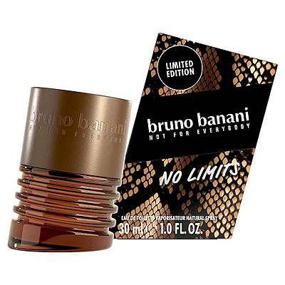Bruno Banani No Limits M Eau de Toilette 30ml