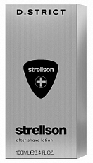 Strellson D.strict Aftershave Lotion 100ml