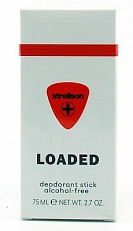 Strellson Loaded Deostick Alcohol Free Man 75ml