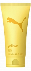 Puma Yellow Woman Shower Gel 150ml