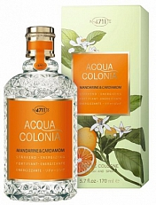 4711 Acqua Colonia Mandarine and Cardamom Vrouw 170ml
