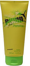Puma Jamaica Woman Showergel 200ml