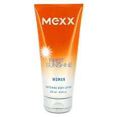 Mexx Bodylotion Softening First Sunshine For Women 200ml