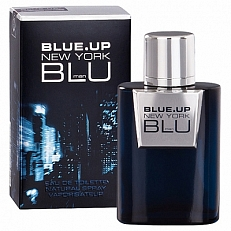 Blue Up New York Men Eau De Toilette 100ml