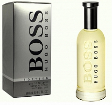 Hugo Boss Bottled Eau De Toilette Spray Man 200ml