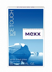 Mexx Ice Touch Man Aftershave Spray 50ml