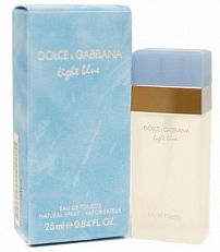 Dolce&Gabbana Light Blue Eau De Toilette Vapo Vrouw 25ml