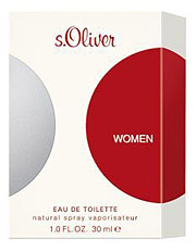 S.Oliver Woman Eau De Toilette Nat Spray 30ml