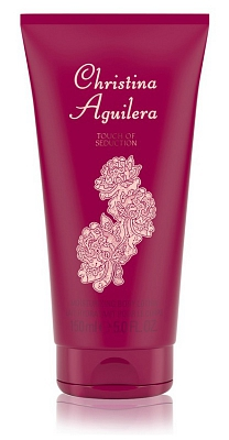 Christina Aguilera Touch Of Seduction Bodylotion
