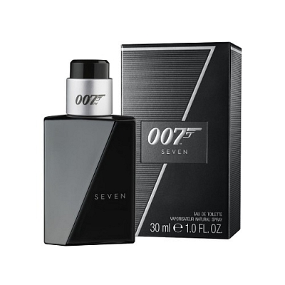 James Bond 007 Seven Eau De Toilette Man
