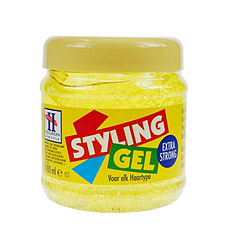 Hegron Styling Gel Extra Strong 1000ml