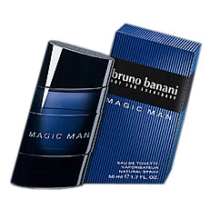 Bruno Banani Magic Man Eau De Toilette 30ml