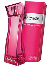 Bruno Banani Pure Woman Eau De Toilette 40ml