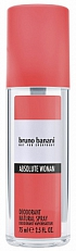 Bruno Banani Absolute Woman Deodorant Natural Spray 75ml