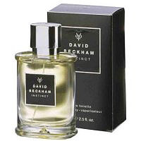 David Beckham Instinct Eau De Toilette Vapo 75ml