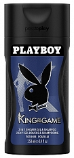 Playboy King Of The Game Showergel 250ml