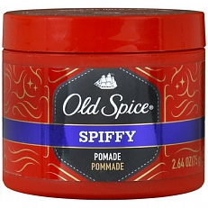 Old Spice Pomade Spiffy Moderate Hold And Matte Finish 75gram
