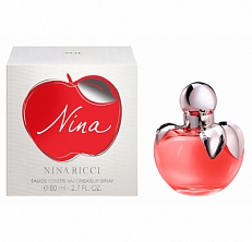 Nina Ricci Nina Eau De Toilette Spray 80ml