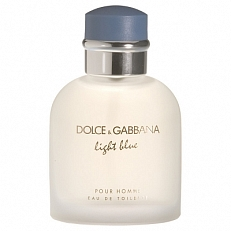 Dolce and Gabbana Light Blue Homme Eau De Toilette 125ml