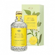 4711 Acqua Colonia Eau De Cologne Lemon and Ginger Vrouw