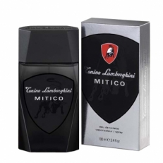 Lamborghini Mitico Silver Aftershave 100ml