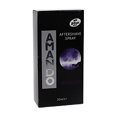 Amando Mystery Aftershave Spray 50ml