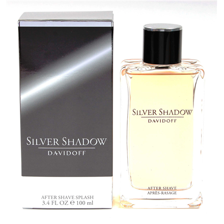 DAVIDOFF Silver Shadow aftershave