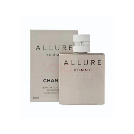 chanel allure homme edition blanche concentree edp 150ml