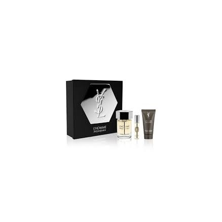 yves saint laure l'homme 100ml edt + 1