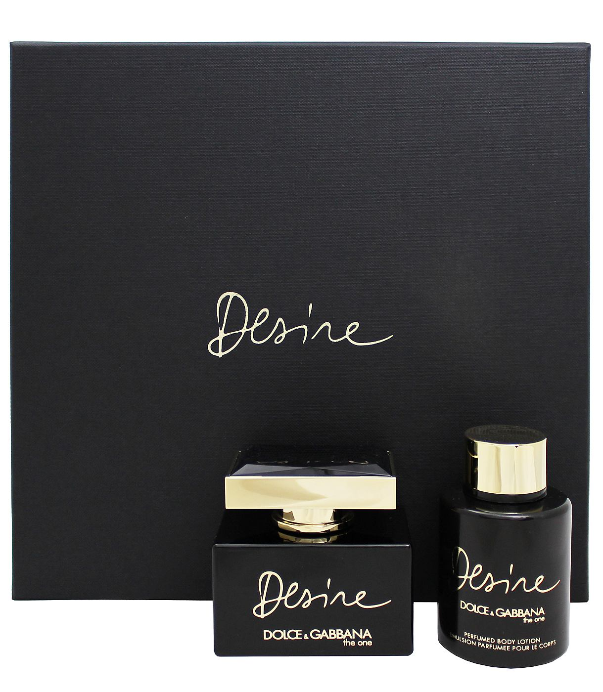 DOLCE & GABBANA Parfum Desire The One 2-dlg. set