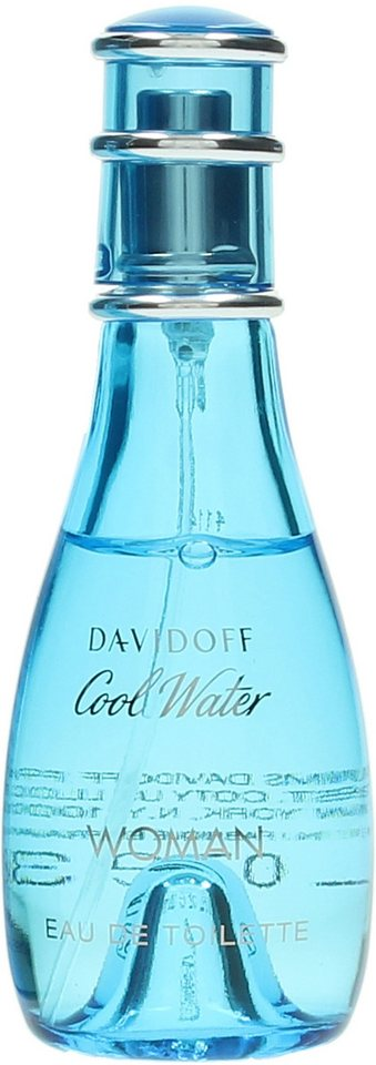DAVIDOFF Eau de toilette Cool Water Woman