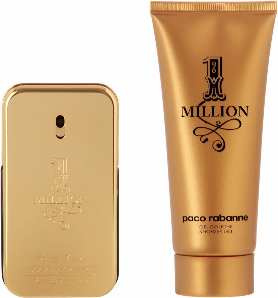 PACO RABANNE Geurset 1 MILLION 2-delig