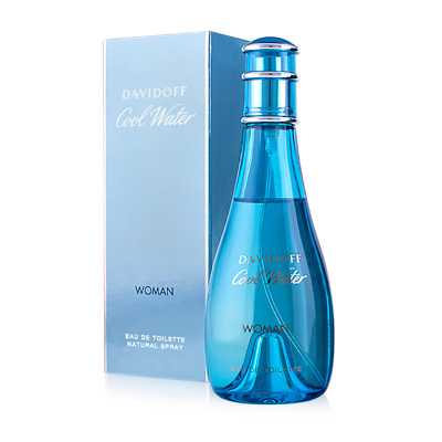 Davidoff Woman Cool Water Eau de Toilette 50 ml