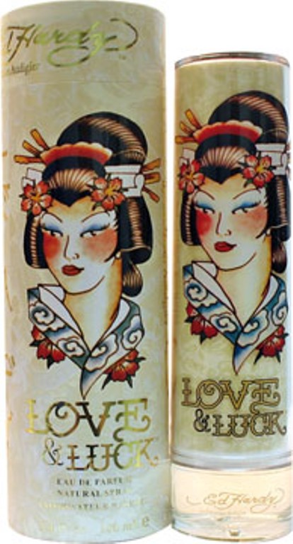 Ed Hardy Love & Luck 50 ml Eau de Parfum