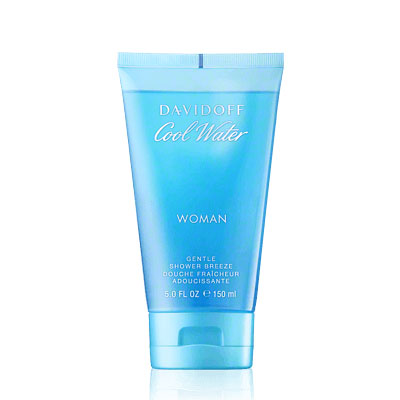 Davidoff Cool Water Woman Douche 150 ml