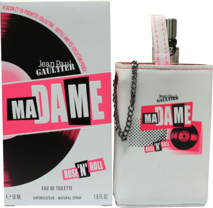 Jean Paul Gaultier Cadeauset Ma dame Rose 'n Roll