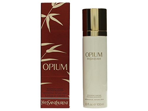 YSL Opium Women Deodorant Spray 100 ml