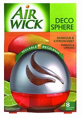 Airwick Decosphere Mango and Limoen 75ml
