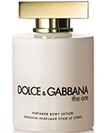 DOLCE & GABBANA THE ONE THE ONE PERFUMED BODY LOTION