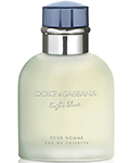 DOLCE & GABBANA LIGHT BLUE H. LIGHT BLUE POUR HOMME EAU DE TOILETTE