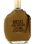 DIESEL FUEL FOR LIFE M. FUEL FOR LIFE HOMME EAU DE TOILETTE WITH POUCH