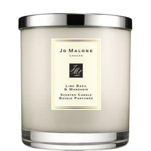 LIME BASIL & MANDARIN LUXURY CANDLES