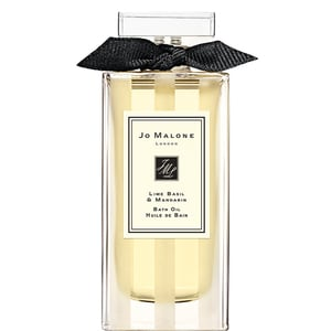 JO Malone Lime Basil & Mandarin Bath OIL Decanter